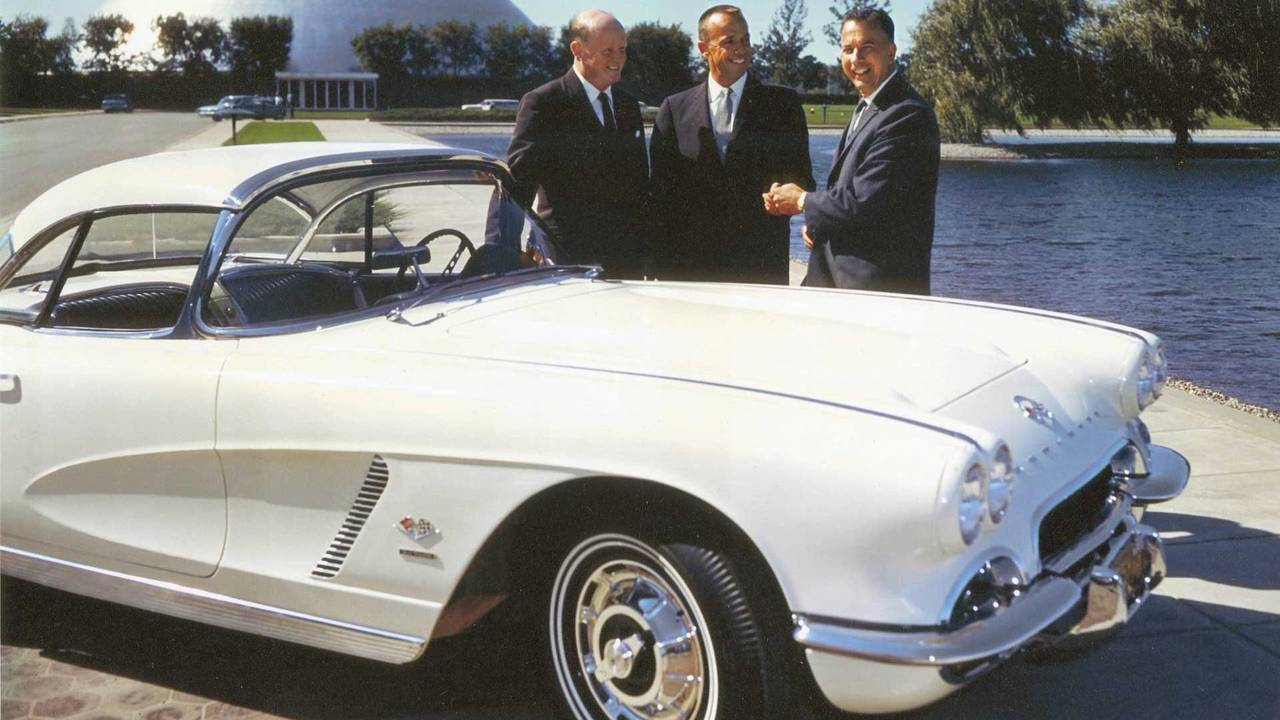 Honorable Mention: The Chevy Corvettes Of Mercury, Gemini, And Apollo