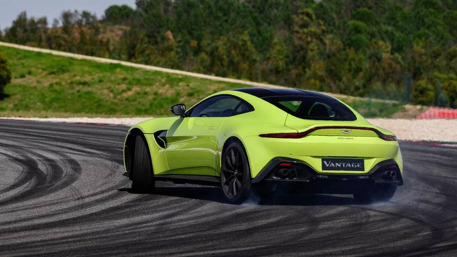 Aston Martin to test new cars at Silverstone