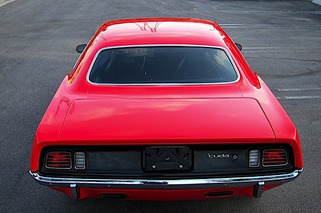 Plymouth 'Cuda is on eBay right now, (relatively) affordable