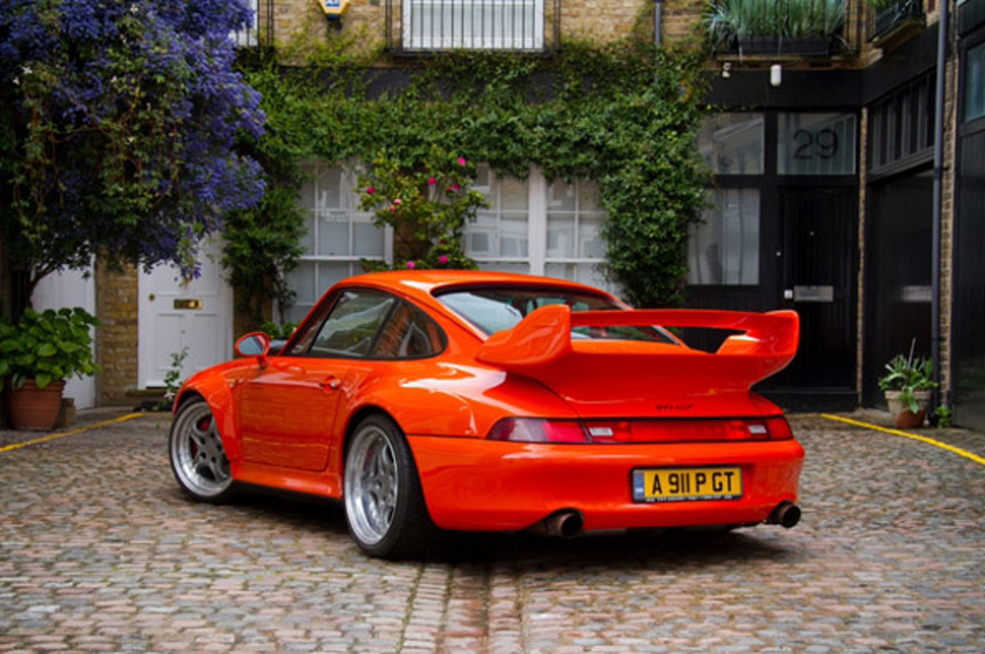 ultra-rare-porsche-911-gt2-clubsport-sold-in-the-uk Breathtaking How Many Porsche 911 Gt2 Were Made Cars Trend
