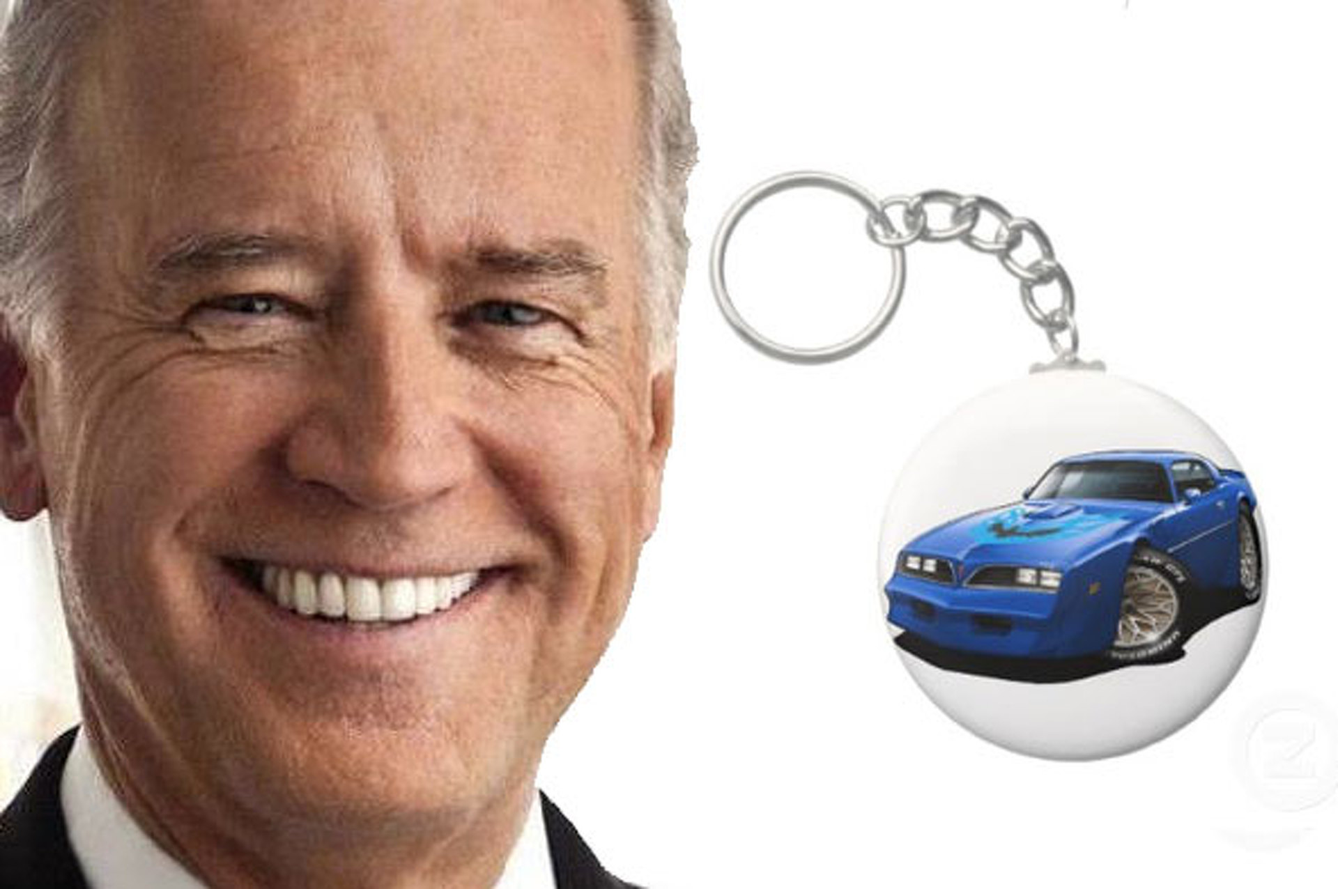 Who Wants to Buy Joe Biden a Trans Am?