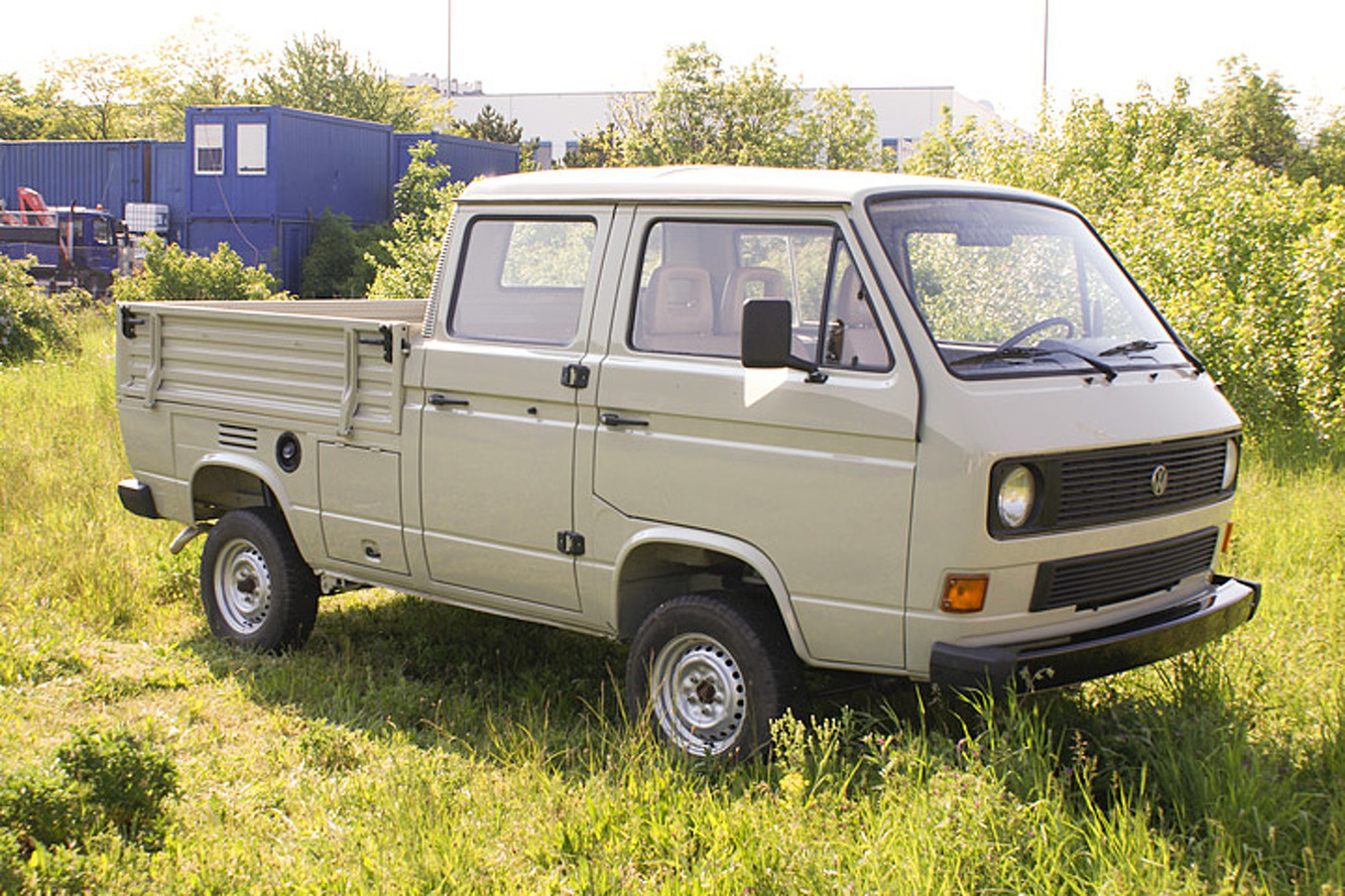 You Can Buy Ferdinand 'Butzi' Porsche's VW Pickup Truck