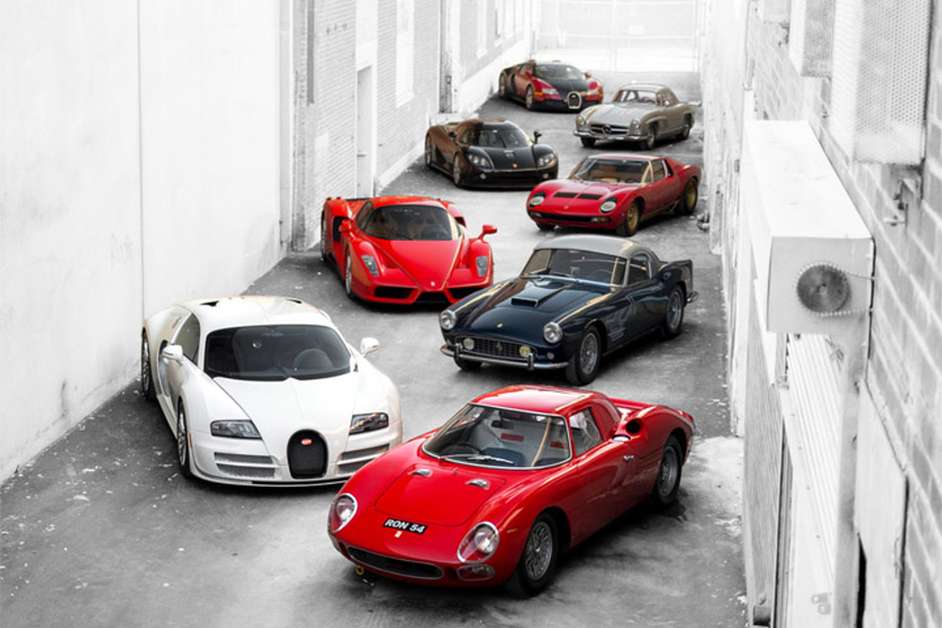 is the Most Valuable Private Car Collection Ever to Go to Auction