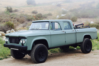 ICON Brings New Life to The '64 Dodge Power Wagon