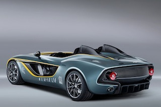 Aston Martin CC100 Celebrates A Century of British Racing