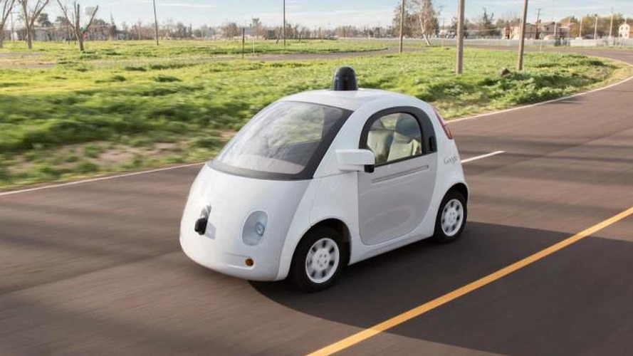 Google's autonomous driving tech could arrive within four years