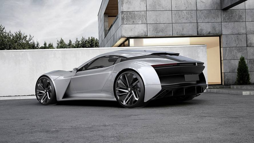 Peugeot's U.S. Revival Should Include This Stunning Shooting Brake