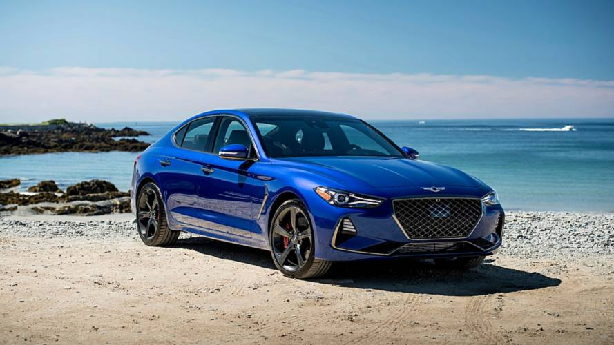 2019 Genesis G70: First Drive