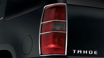2007 Chevrolet Tahoe Tail Lamp Guards