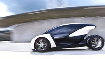Opel/Vauxhall 2-seater electric concept 08.09.2011