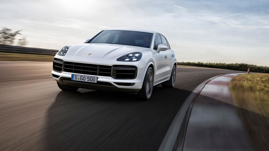 The 2019 Porsche Cayenne Turbo Is Quicker Than These Cars