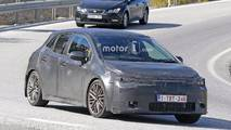 Next-Gen Toyota Auris Corolla Spy Shots