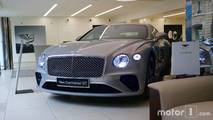 Bentley Continental GT - Bentley Paris Seine