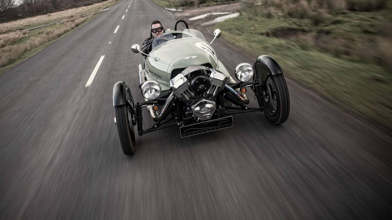 2017 Morgan 3 Wheeler
