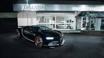 First secondhand Bugatti Chiron goes on sale