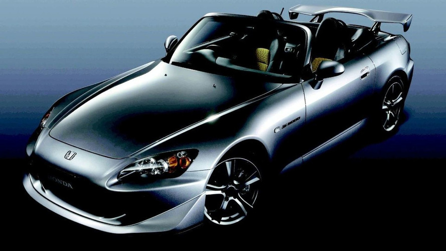 Honda Cancels All Sportscars Development Projects - including S2000 Successor