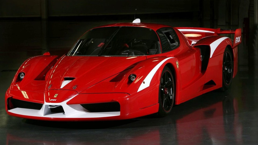 Ferrari FXX Updated with Evolution Package