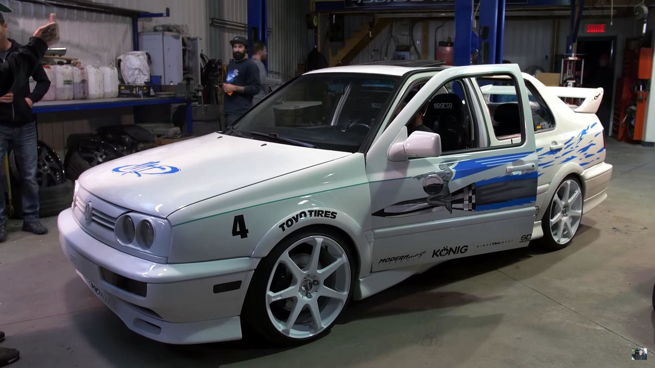 Fast And Furious Jetta