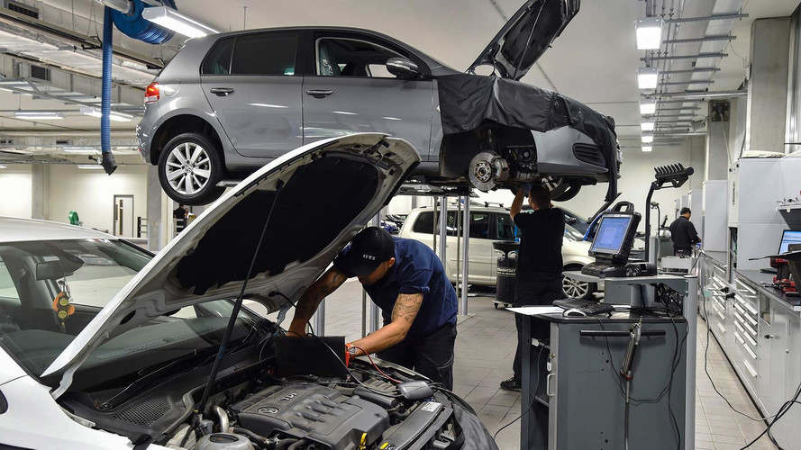 VW hits back at claims that 'Dieselgate' fix reduces efficiency