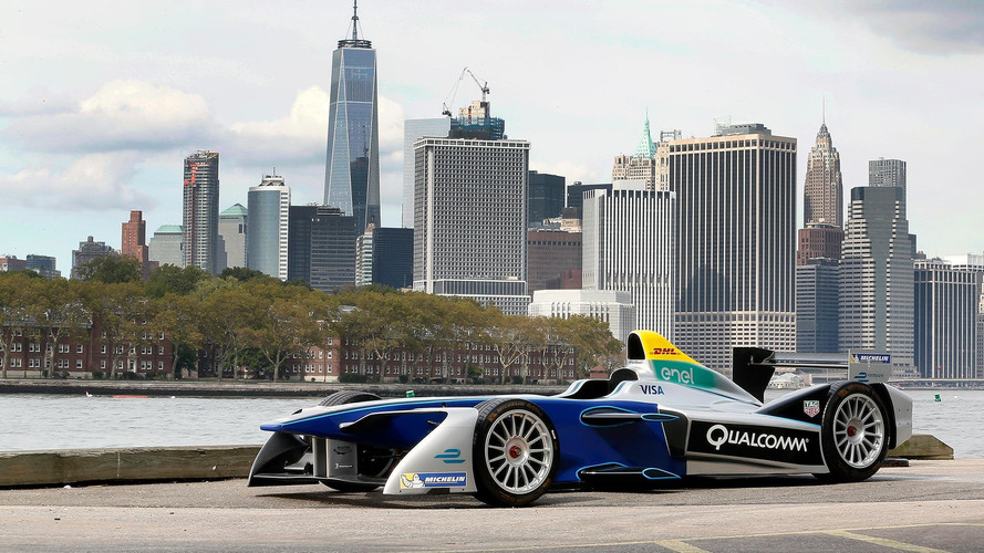 Formula E Brooklyn New York ePrix