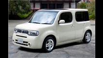 Nissan Cube goes Europe