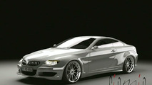 BMW M6 concept by Giom