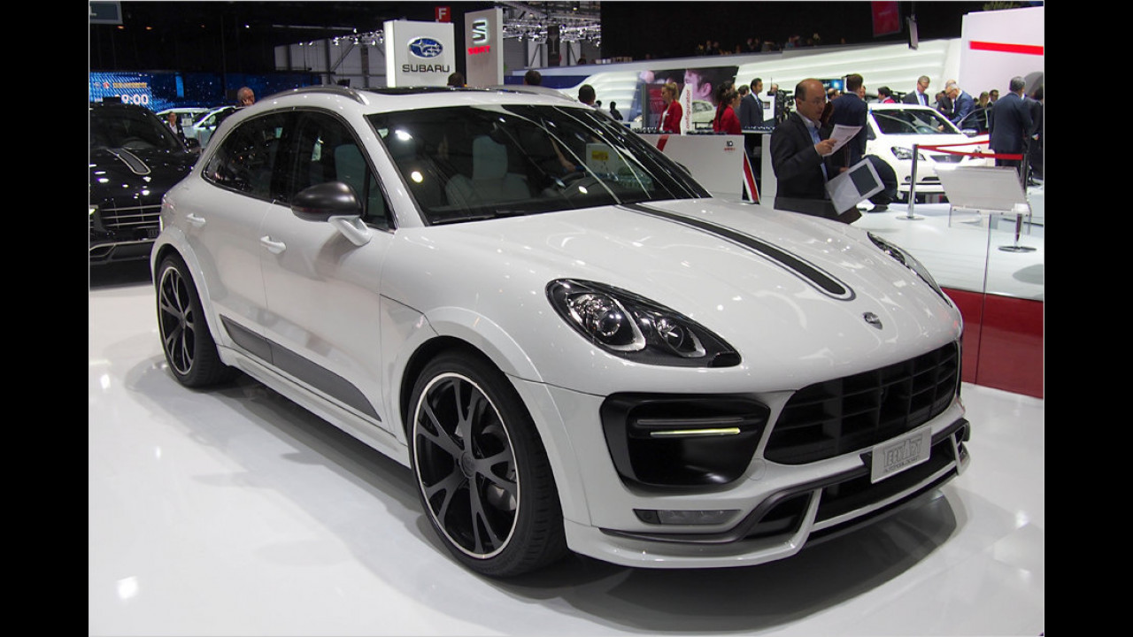 Techart Macan Turbo
