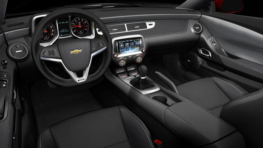 2013 Chevrolet Camaro 1LE announced