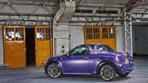 MINI Roadster designed by Franca Sozzani unveiled at 20th Life Ball