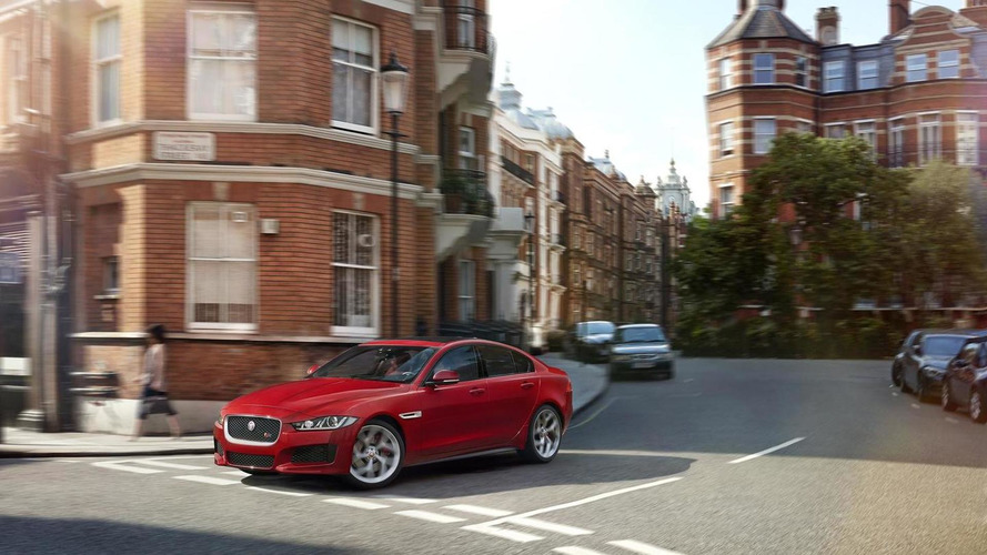 Jaguar XE goes into production