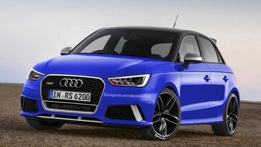 Audi hints RS1 could happen