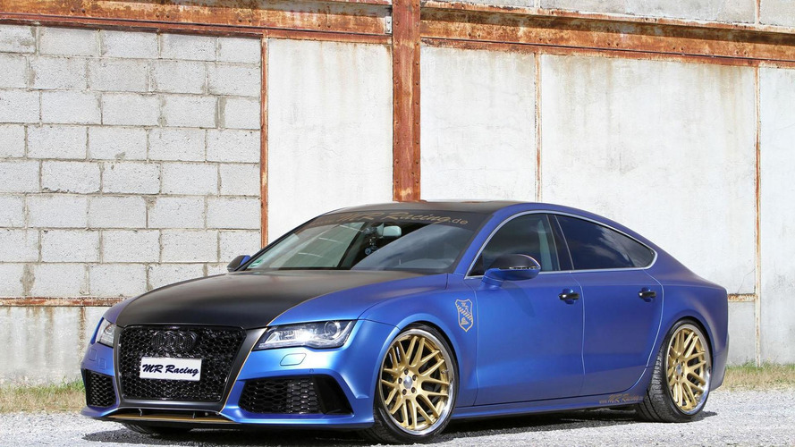 MR Racing tunes the Audi A7 TDI to 299 PS