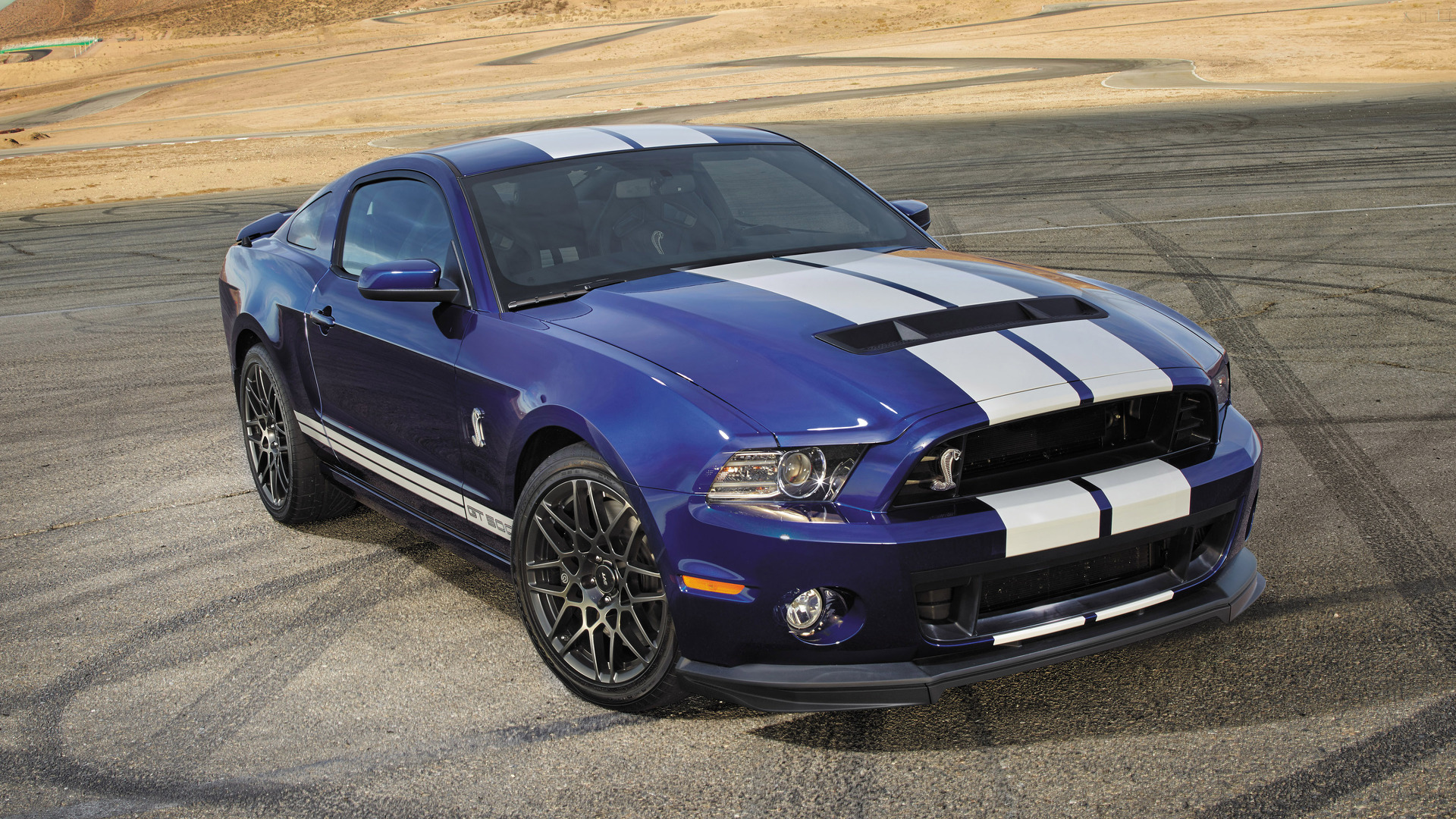 Ford Mustang Shelby Gt500 Elle Laisse Entendre Sa Voix