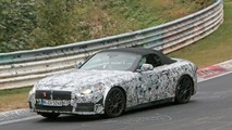 BMW Z5 Spy Photos at Nurburgring