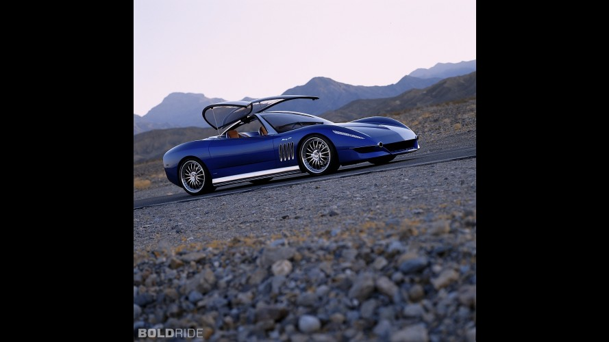 Italdesign Chevrolet Corvette Moray Concept