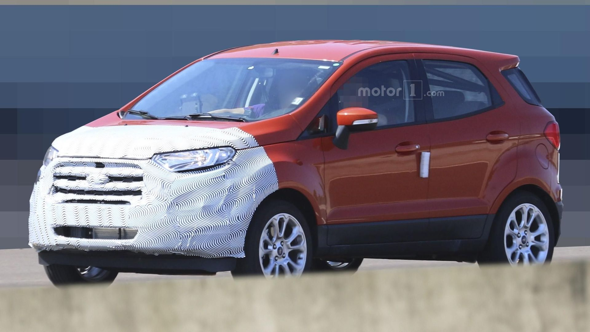 2018 ford ecosport. fine ford in 2018 ford ecosport