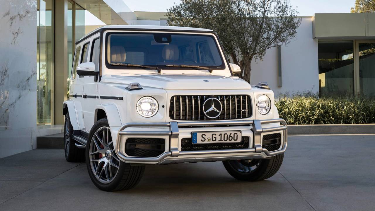 le mercedes amg g63 sort les muscles avant gen ve. Black Bedroom Furniture Sets. Home Design Ideas