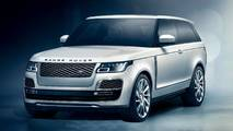 2019 Land Rover Range Rover SV Coupe