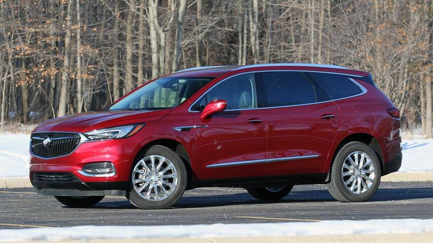 2018 Buick Enclave Review: Tasteful Luxury