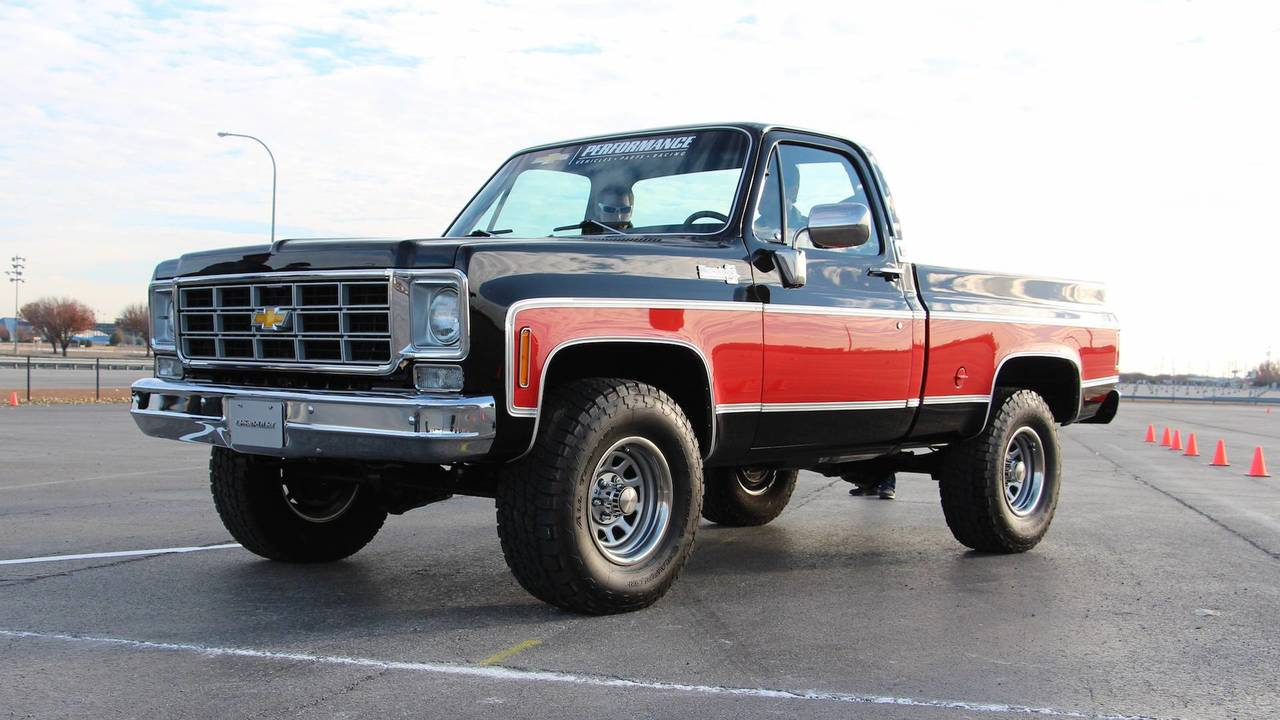 Relive The History Of Hauling With These 6 Classic Chevy ...