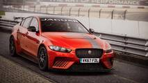 Jaguar XE SV Project 8 record de Nürburgring