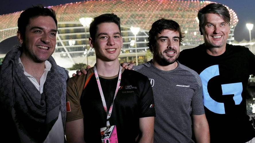 Fernando Alonso Launches eSports Team
