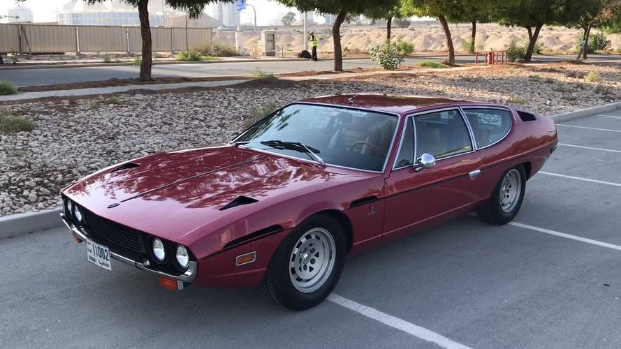 Lamborghini Espada Video Shows Why This Vintage Gt Car Is Cool
