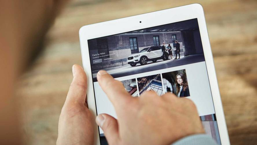 Care By Volvo Subscription Service For XC40 Costs $600/Month