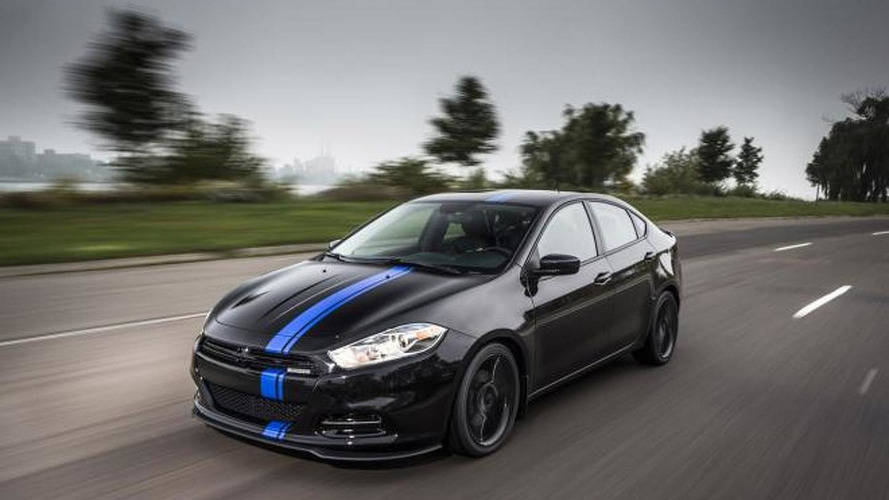 Dodge working on a high-performance Dart, could have a V6 engine - report