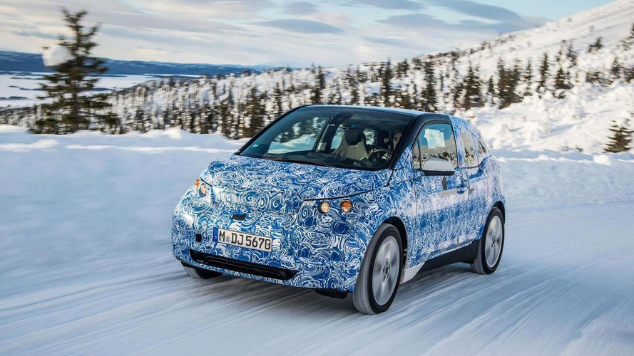 BMW i3 production version confirmed for Frankfurt Motor Show in September