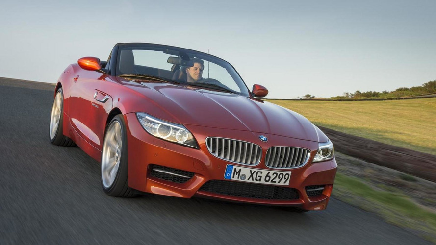BMW Z4 - Fin de la production du roadster