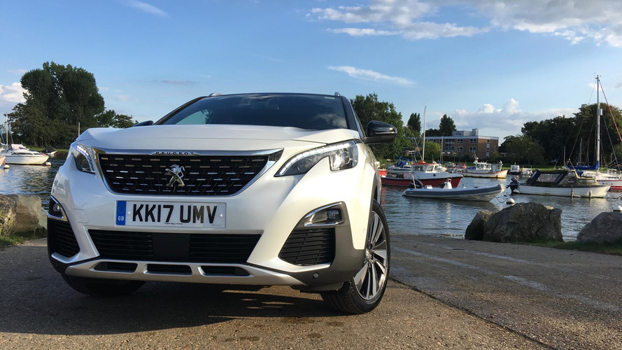 Peugeot 3008 1 6 Bluehdi Gt Line Living With It