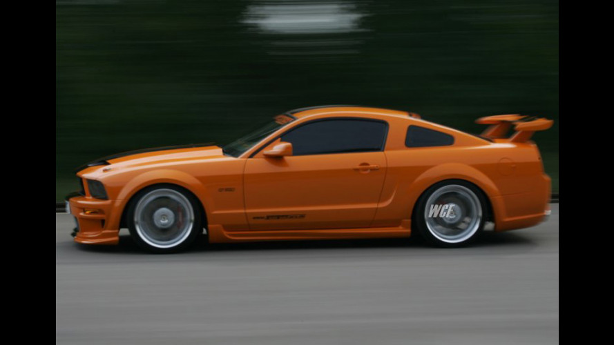 Ford Mustang GT 520 by GeigerCars