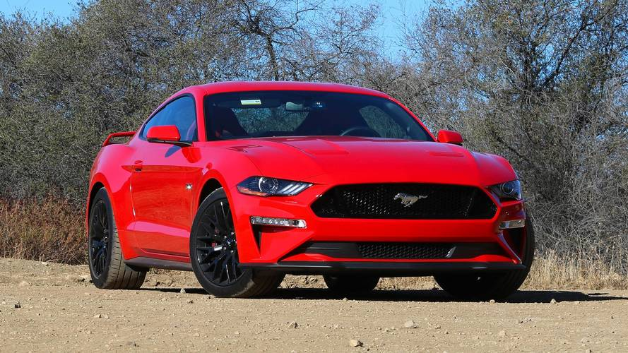 2018 Ford Mustang First Drive An All Round Better Pony Car
